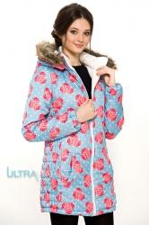 Демисезонные куртки для беременных, слингокуртки