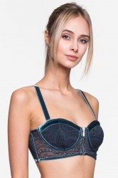 Бюстгальтер Bra-zip Bandeau,  Le Journal «Josephine»