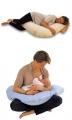 COMFY BIG Подушка для беременных и кормящих