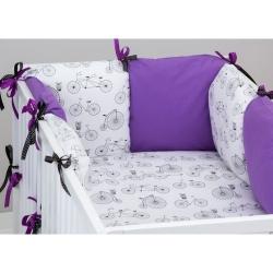 Бортики для детских кроваток, bkd 1.12