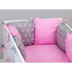 Бортики для детских кроваток, bkd 1.2