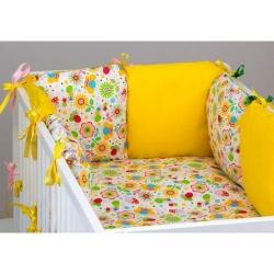 Бортики для детских кроваток, bkd 1.8