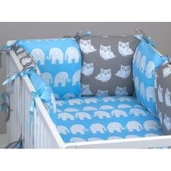 Бортики для детских кроваток, bkm 1.3