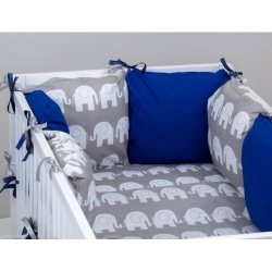 Бортики для детских кроваток, bkm 1.4