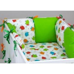 Бортики для детских кроваток, bkm 1.8