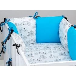 Бортики для детских кроваток, bkm 1.9