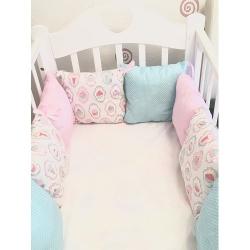 Бортики для детских кровато, sbk1.1
