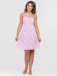 Сорочка Jane розовая 4101