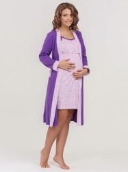 Комплект Jane 6104, фиолетовый