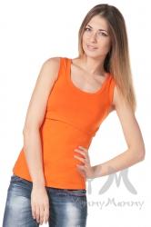 Майка оранжевая YM 207.0.38