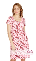 Ночная сорочка для беременных и кормящих мам Lo-lo Nd004.1