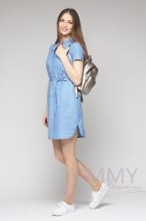 Платье-рубашка Y@mmy Mammy 357.1.4