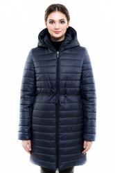 Зимняя слингокуртка Венета. т.синий Ultramarine